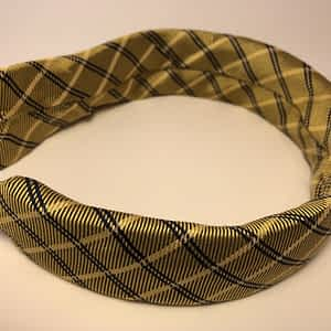 Headband from Men's Ties
