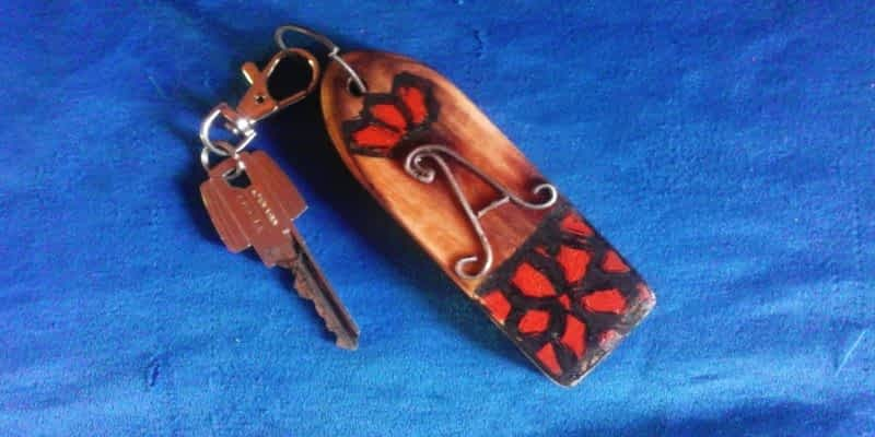 How to make a Keychain Decoration