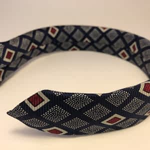 Silk Tie Men's Headband