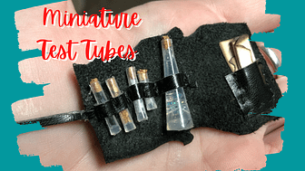Miniature Test Tubes