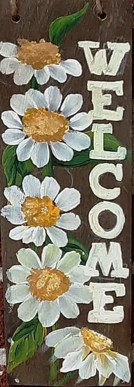 Daisy Welcome