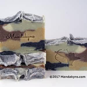 Pine Needle Soap
