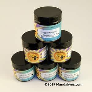 Whipped Shea Butter - Natural Moisturization