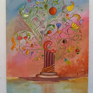 Painting Samir Artist