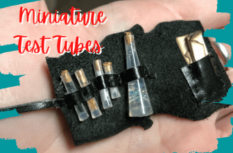 Miniature Test Tubes | DIY Miniatures