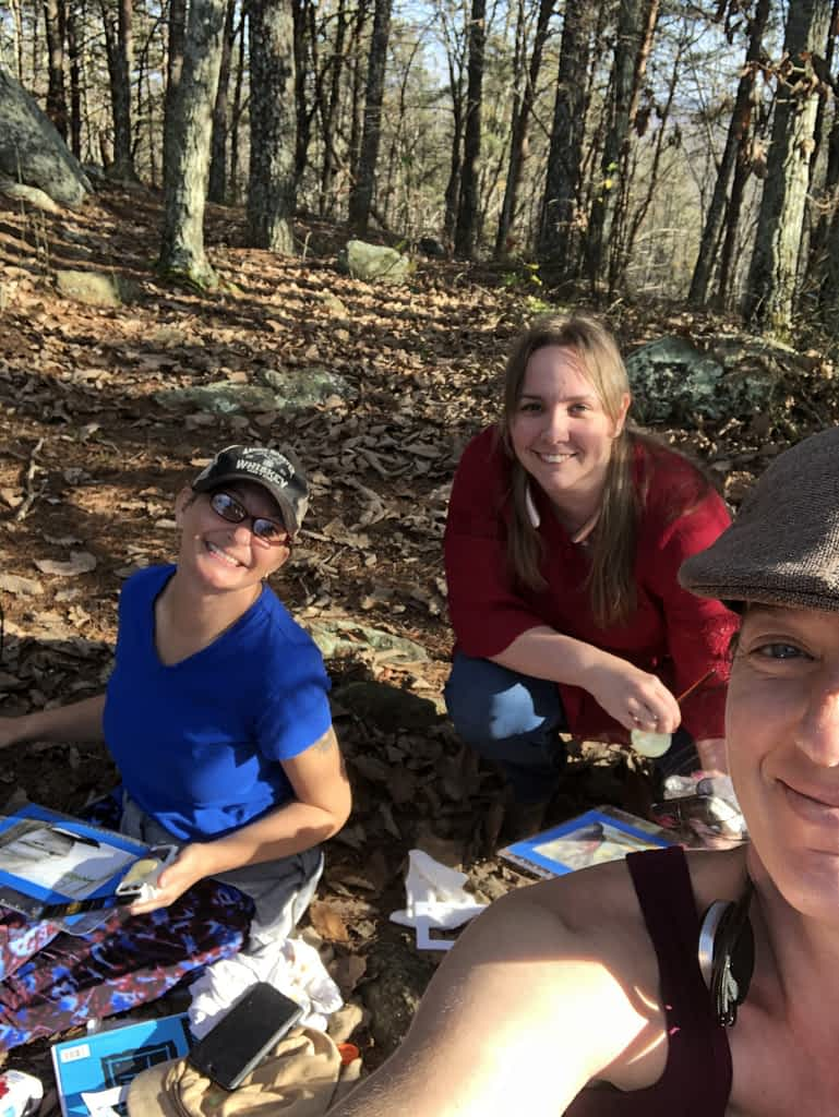 Plein Air Painting Arting Adventure
