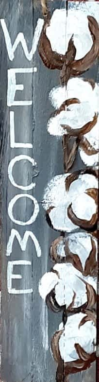 Cotton Welcome