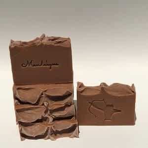 Cedarwood and Moroccan Red Clay Soap