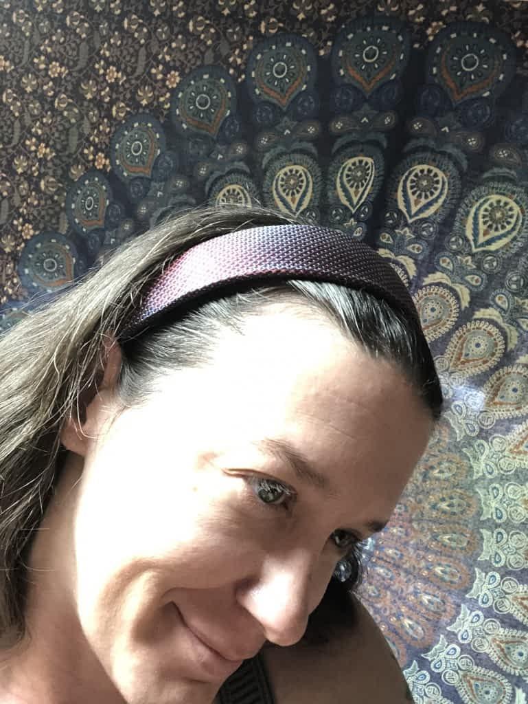 Demonstration Image of Headbands