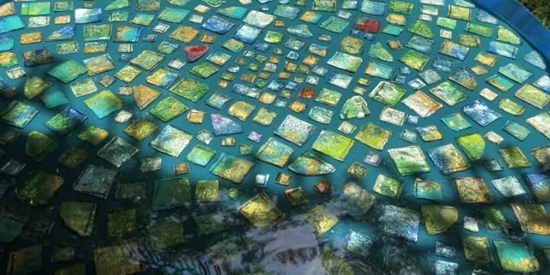 Art Resin Table